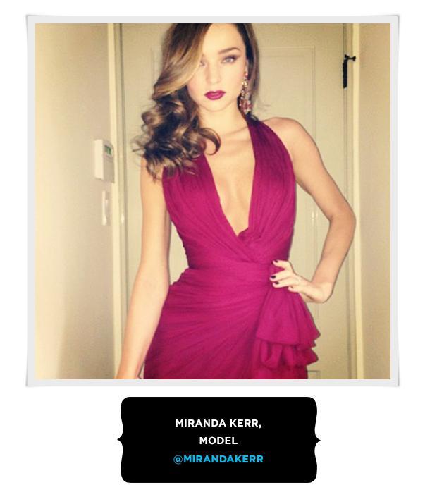 Miranda Kerr, Model