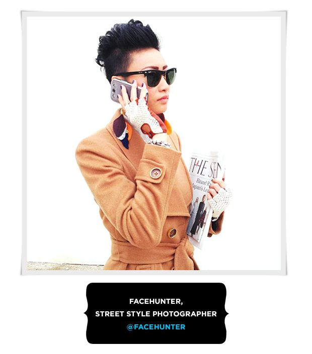 Facehunter, Street Style Photographer