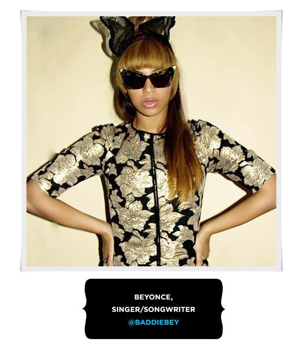 Beyonce, Singer/Songwriter