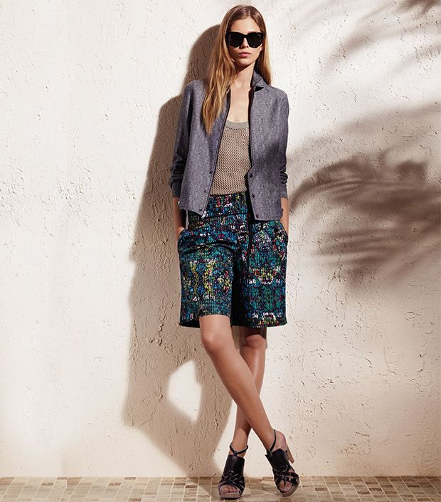 """<p><a href=""""http://rstyle.me/n/tzbjch9e"""" target=""""_blank"""" title=""""Chambray Jacket"""">Chambray Jacket</a> ($70)<br /> <br /> <a href=""""http://rstyle.me/n/tza7ch9e"""" target=""""_blank"""" title=""""Mesh Tank"""">Mesh..."""