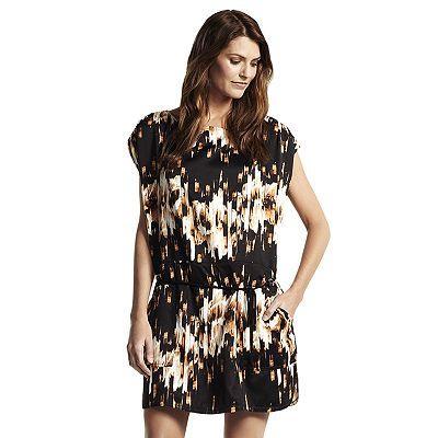 Derek Lam for DesigNation Floral Tunic Dress
