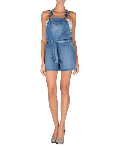 Love Moschino  Denim Overalls