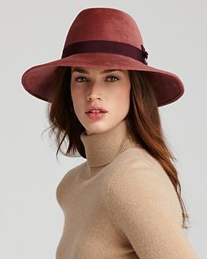 Helen Kaminski  Nina Wide Brim Trilby Hat