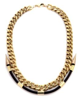 Fallon Fallon Labyrinth Maze Strand Necklace