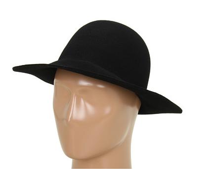 Coal Emma Hat
