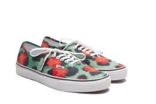 Kenzo x Vans Authentic Sneakers