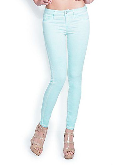 Guess  Brittney Ankle Skinny Jeans