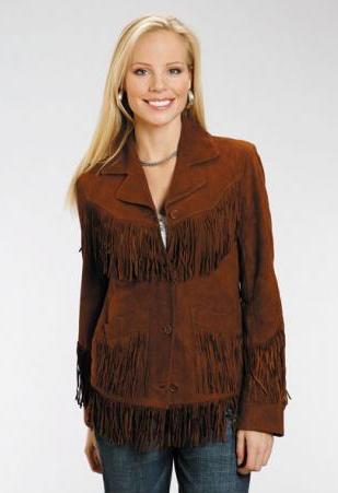 Stetson Timeless Western Fringe Jacket