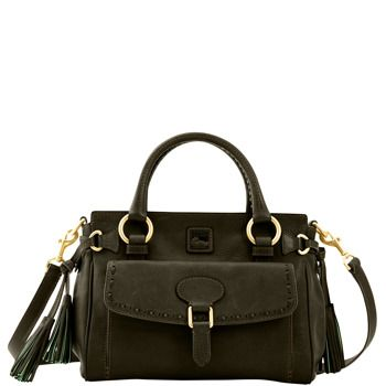 Dooney & Burke  Medium Pocket Satchel
