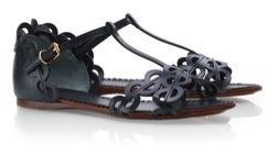 Tory Burch  Tory Burch Aileen Flat Sandals