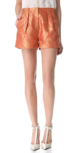 Elizabeth & James Steve Jacquard Shorts