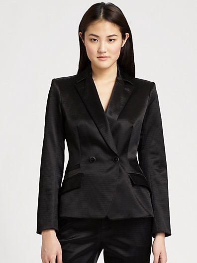 Theyskens' Theory Jux Evening Jacket