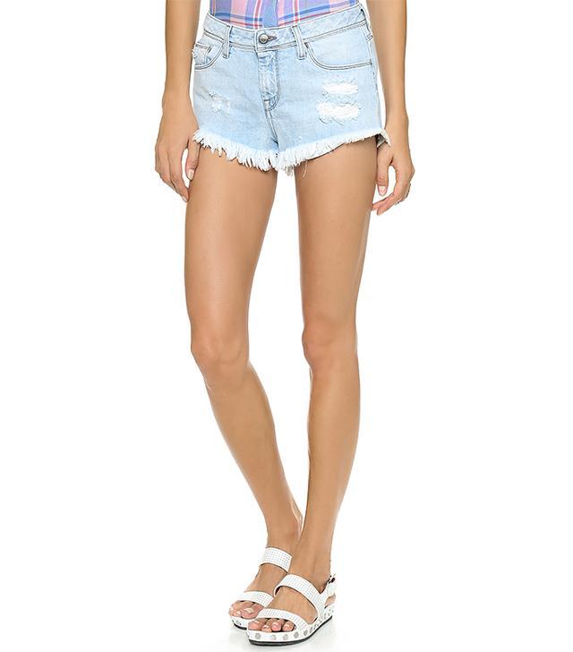 Iro Jeans Sanoa Shorts