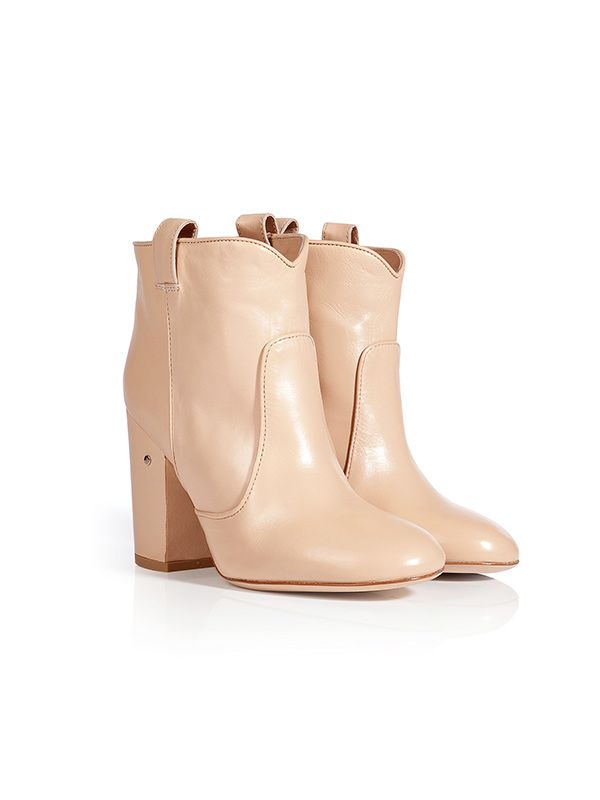 Laurence Dacade Pete Nubuck Leather Ankle Boots