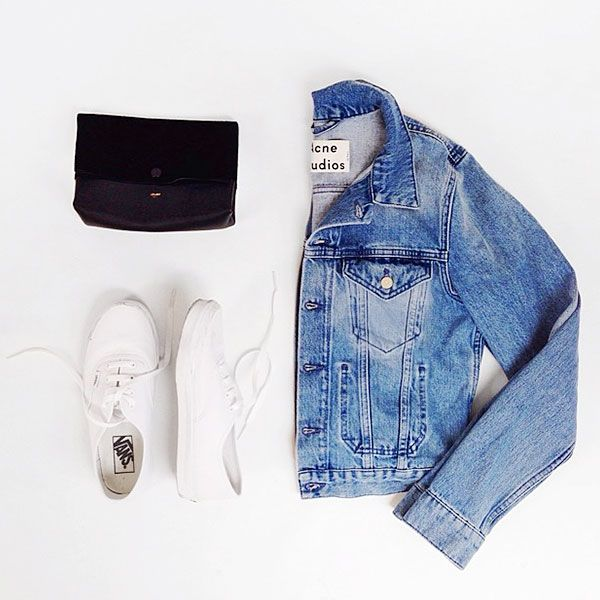 How To Master The Flat Lay Instagram Who What Wear