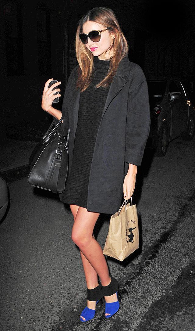 5. Oversized Coats