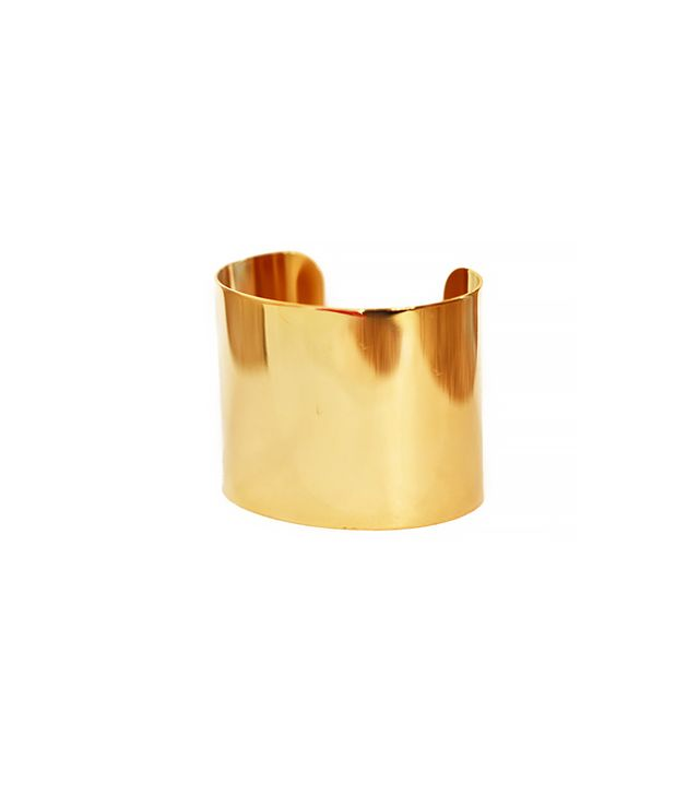 A.V. Max Large Gold Cuff