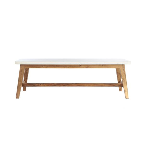 Crate & Barrel Cliff Coffee Table