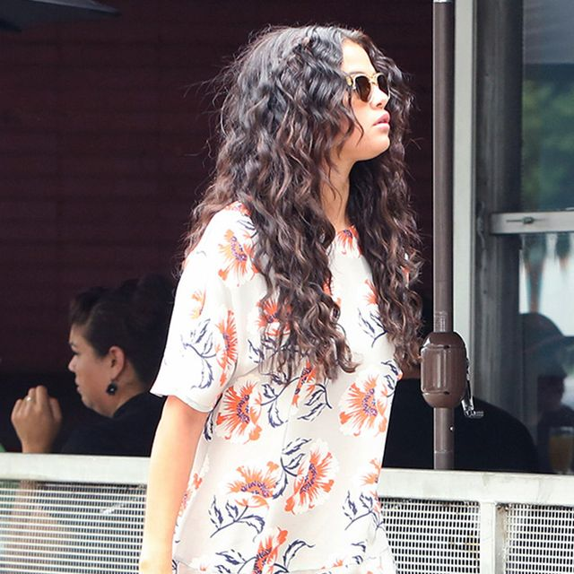 The Flirty Topshop Dress Getting Selena Gomez's Stamp Of Approval