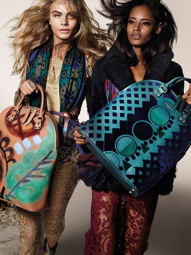 14 Dreamy Pieces From Burberry Prorsum's Fall Collection