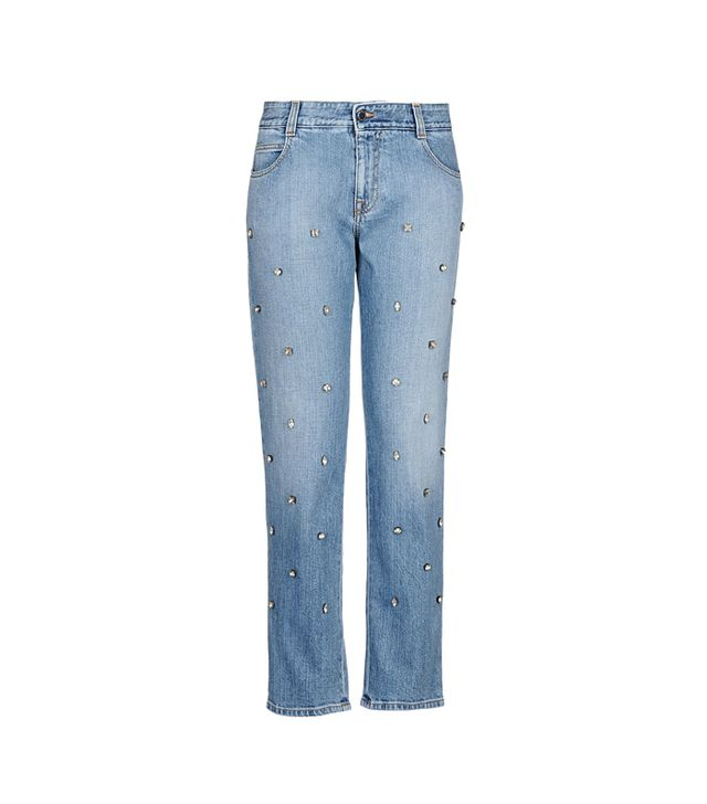 Stella McCartney Tomboy Diamond Jeans