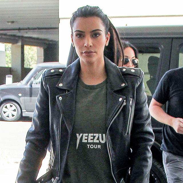 Kim Kardashian Shows Love For Kanye With Stylish Outfit