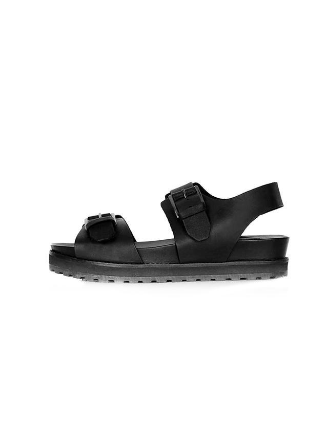 Topshop Frankie Razor Sole Sandals