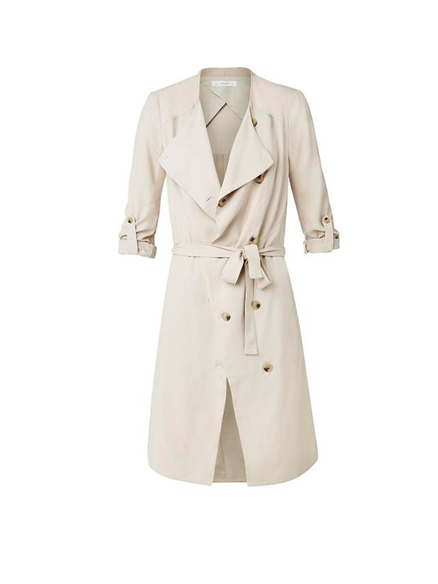 Seed Heritage Trench Coat