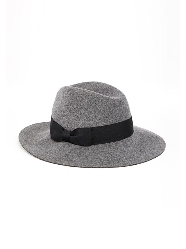 French Connection Tally Felt Trilby Hat