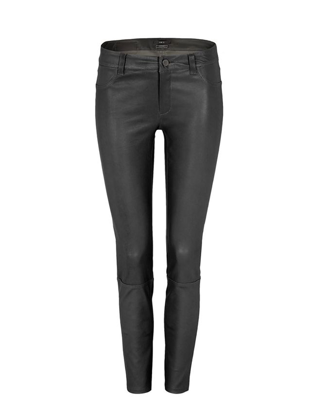 SET Leather Trousers