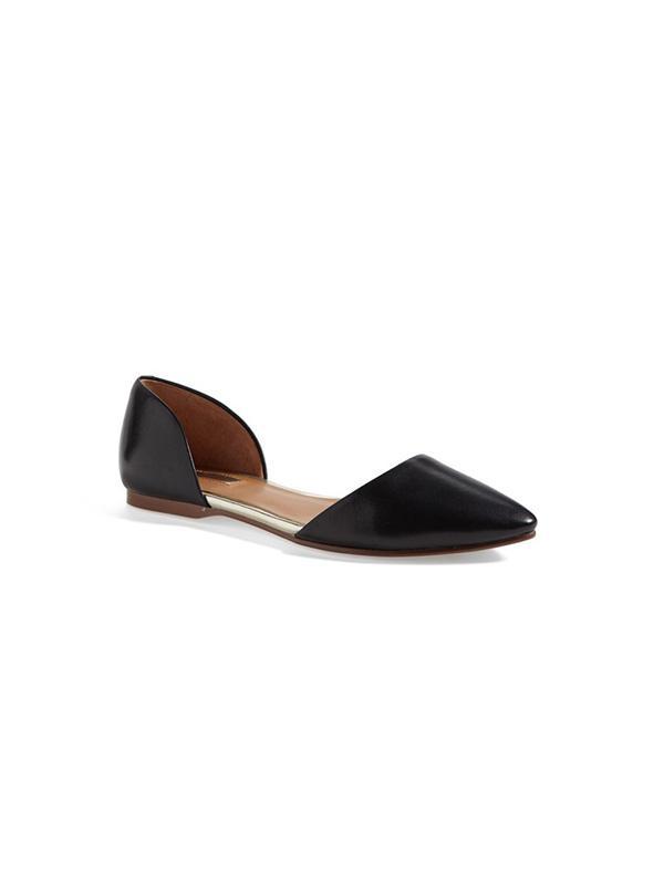 Halogen Kayla Pointy Toe Flats