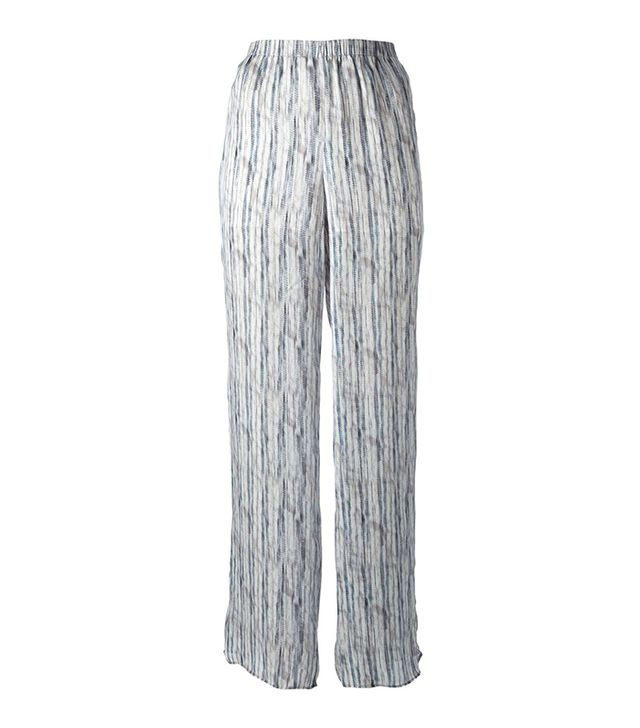 Theyskens' Theory Striped Trouser