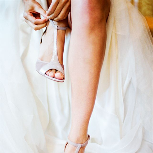 Wedding Shoes You And Your Bridesmaids Can Wear After The Wedding