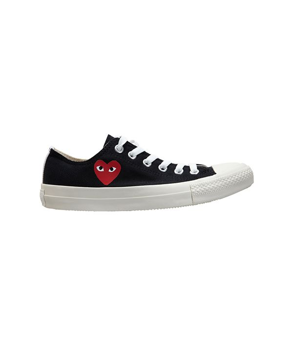 PLAY by Comme Des Garçons Chuck Taylor Low Top Shoes