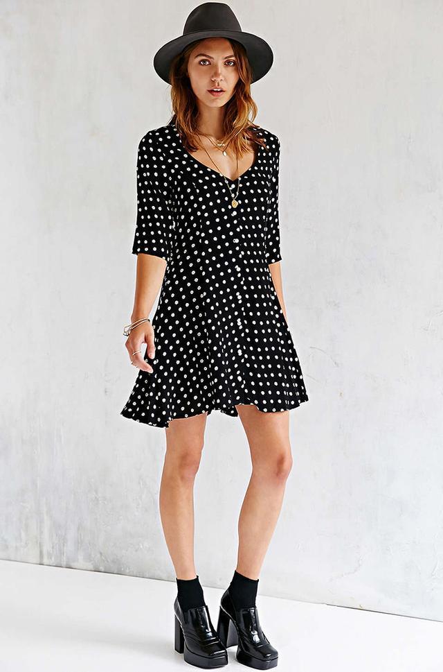 For Love & Lemons Austin Floral Dress