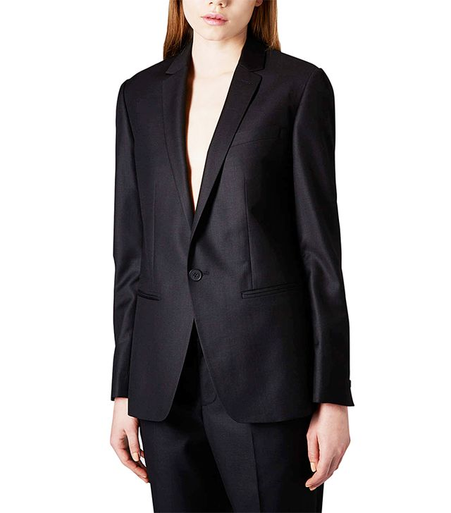 Topshop Modern Tailored Suit Blazer