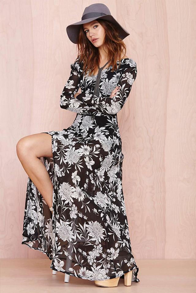 Nasty Gal Delilah Dress