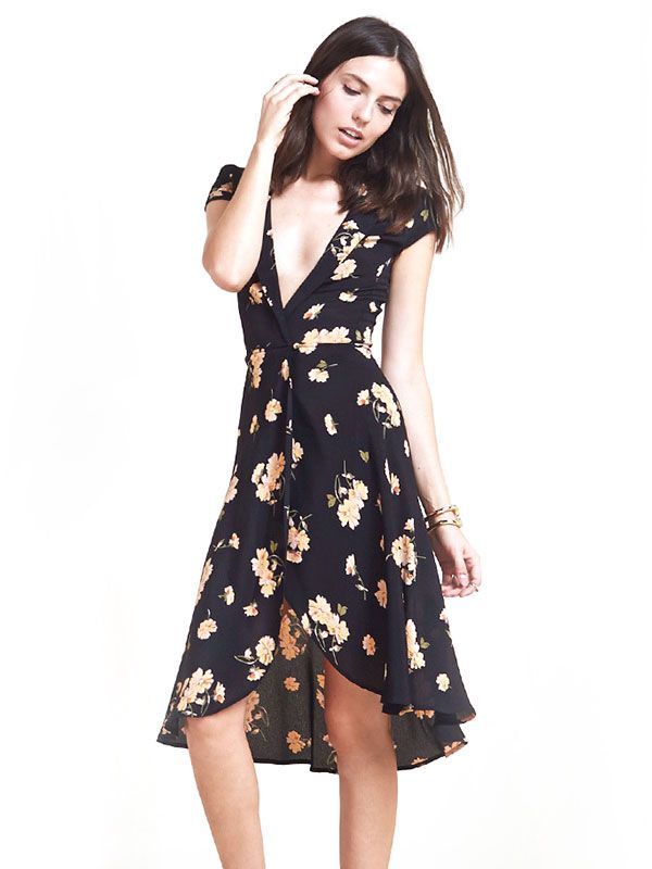 Reformation Silene Dress