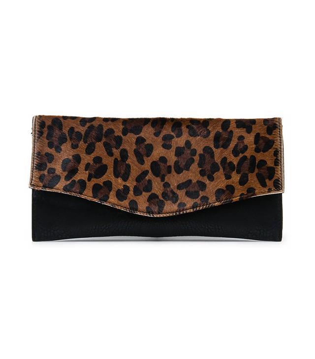 Sosie Feline Fever Envelope Clutch