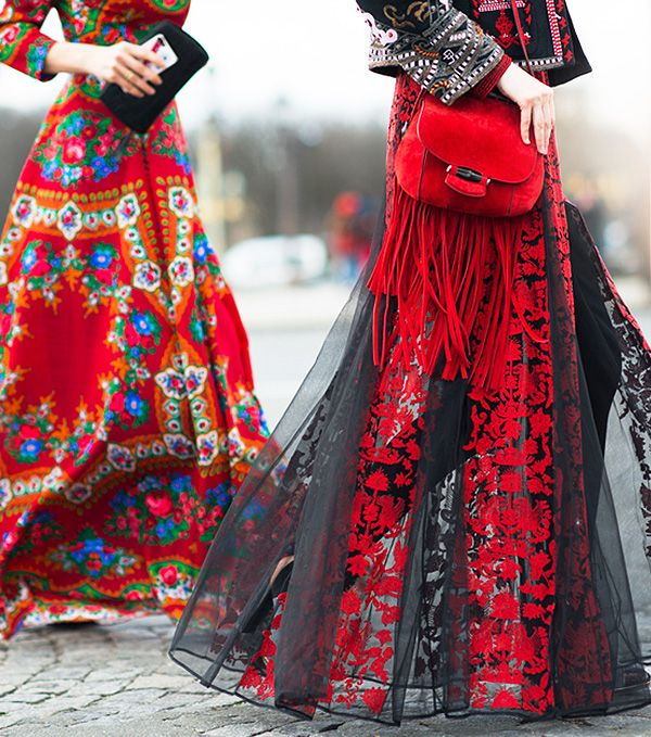 9. What couture actually is, so you can annoyingly point out all the misuses of the term.