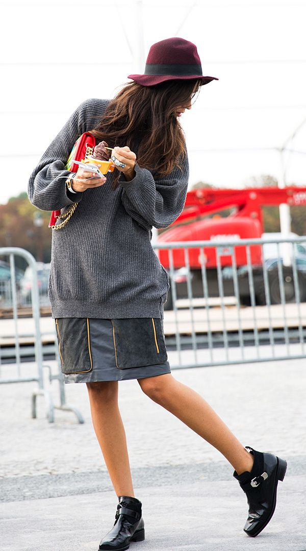 #15: Slouchy Sweater