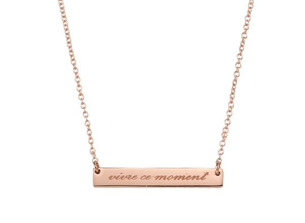Samantha Willis Live In The Moment Necklace
