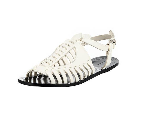 Proenza Schouler Woven Leather Sandals
