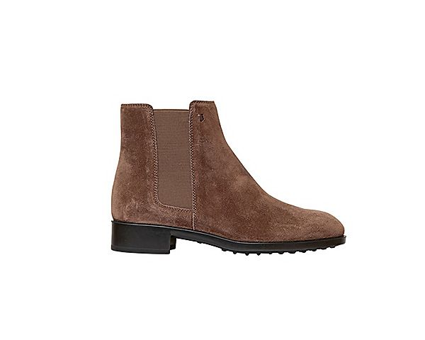 Tod's Suede Boots