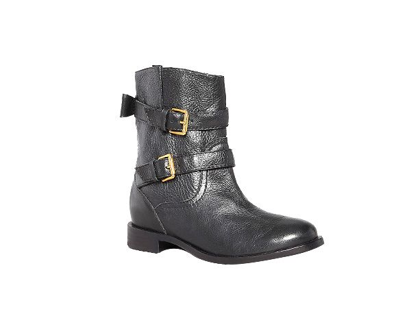 Kate Spade Sabina Flat Moto Boots