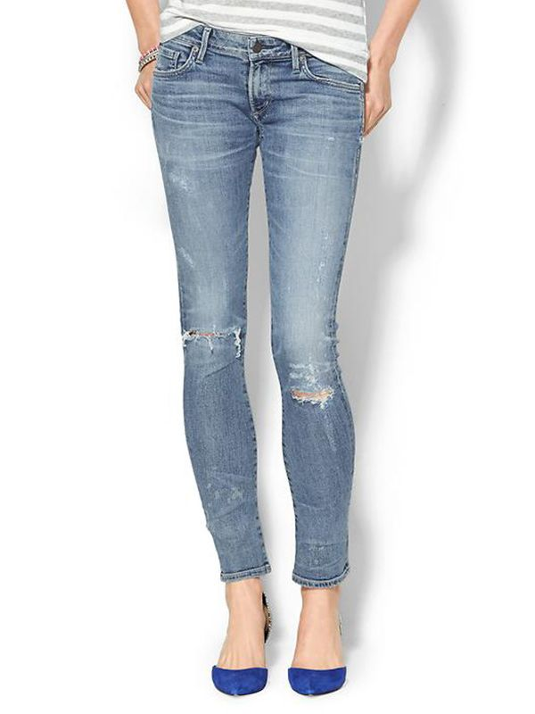 Citizens of Humanity Premium Vintage Racer Lowrise Skinny Jeans