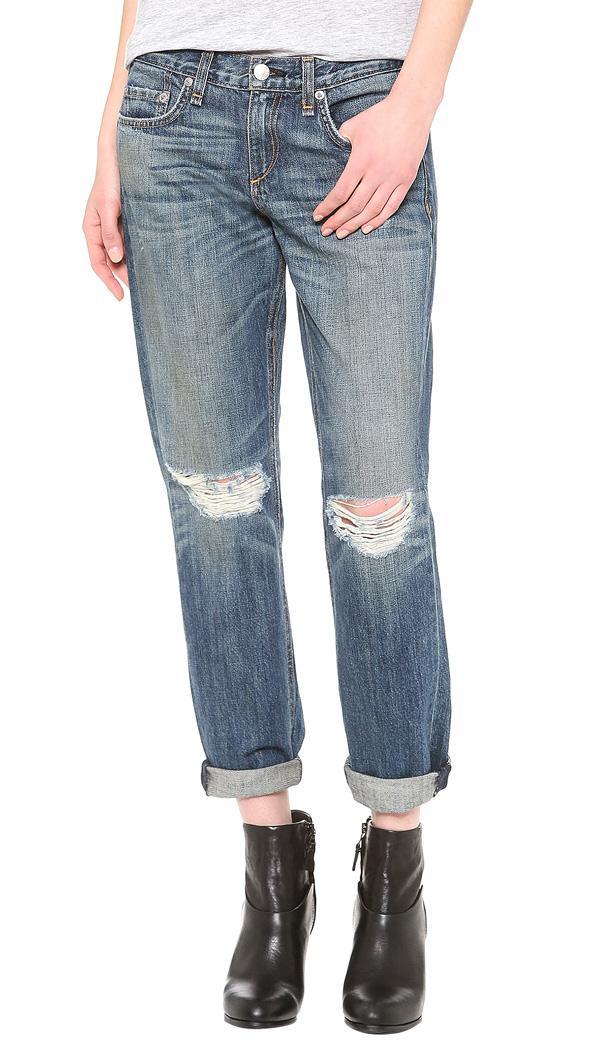 Rag & Bone/JEAN The Boyfriend Jeans