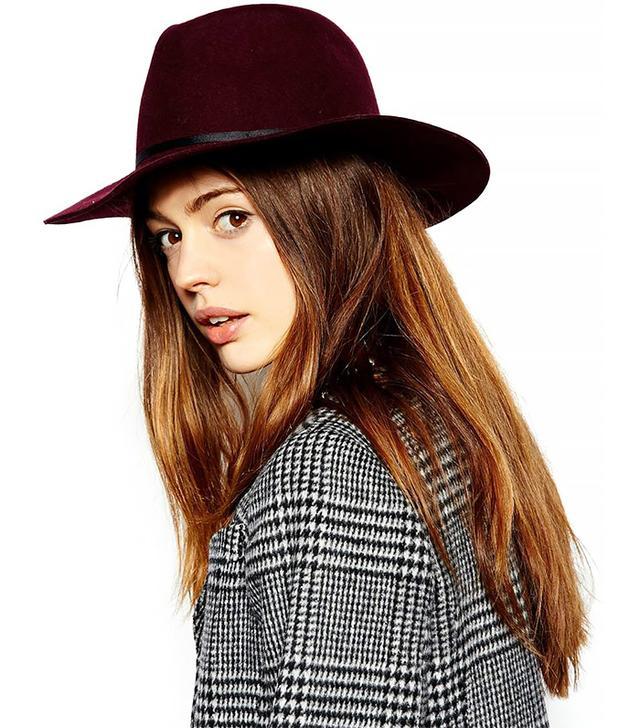 ASOS Felt Fedora Hat