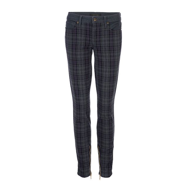GENETIC x Liberty Ross Liberty Skinny with Inset Front Zippers