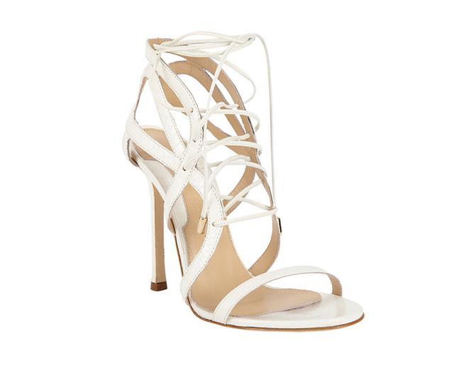 Chelsea Paris Snakeskin Sosa Sandals